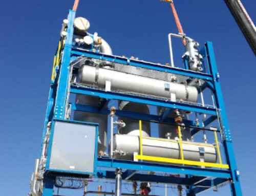Supply of Skid mounted installations